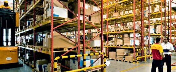 DHL, Warehouse, NSW, Australia