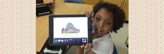 Differentiation with iPads