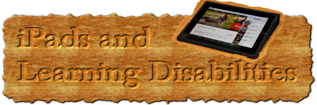 iPads and Students with Learning Disabilities