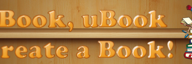 iBook, uBook Create a Book!