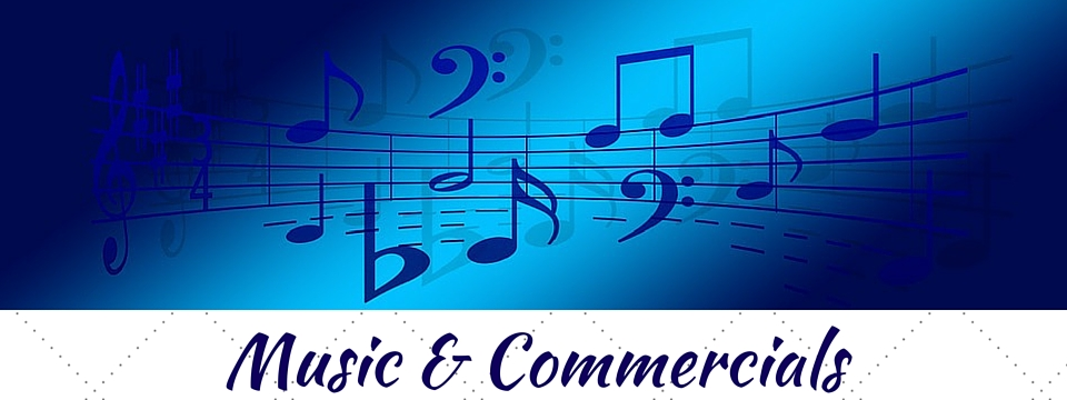 Music and Commercials