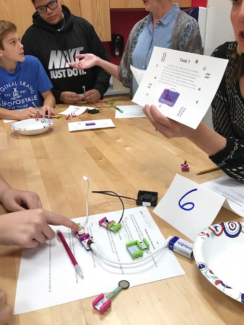 boys and littlebits