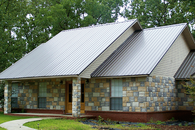 Steel Roof In Mishawaka