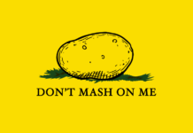 political potatoes don't mash on me