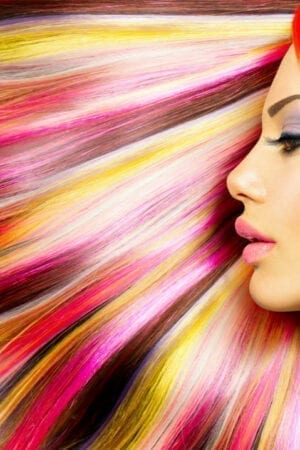 Shop Colorful Hair