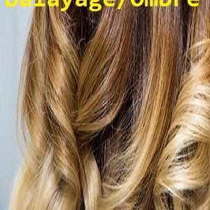 Balayage/Ombre Color Clip in Hair Extensions