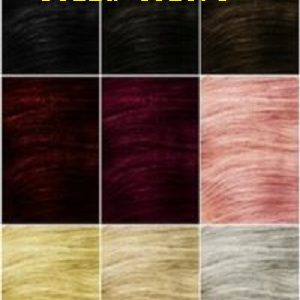 Solid Color Halo Style Hair Extensions