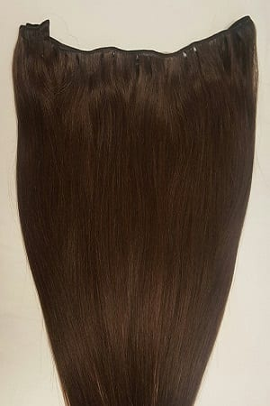 weft weave hair extensions