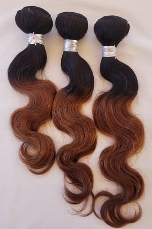 T1b-30 weft ombre