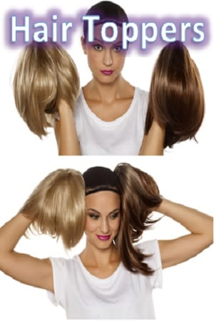 Hair Toppers - Women