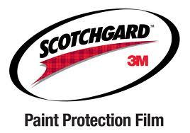 3M Scotchgard Logo Paint Protection Film