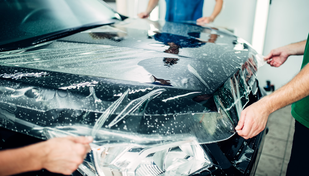 Paint Protection Film Application