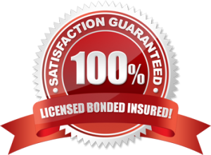 Licensed Bonded and Insured