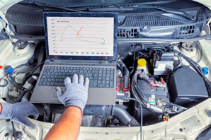 Check engine light diagnostic mechanic leland NC Geocode: @34.2153851,-78.0160862