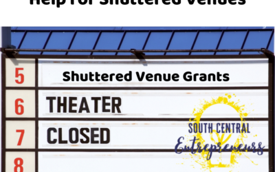 Shuttered Business Special Grants