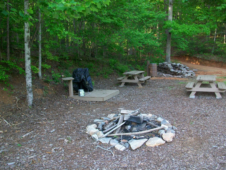Fausett Farms-Primitive Campsites - Dawsonville
