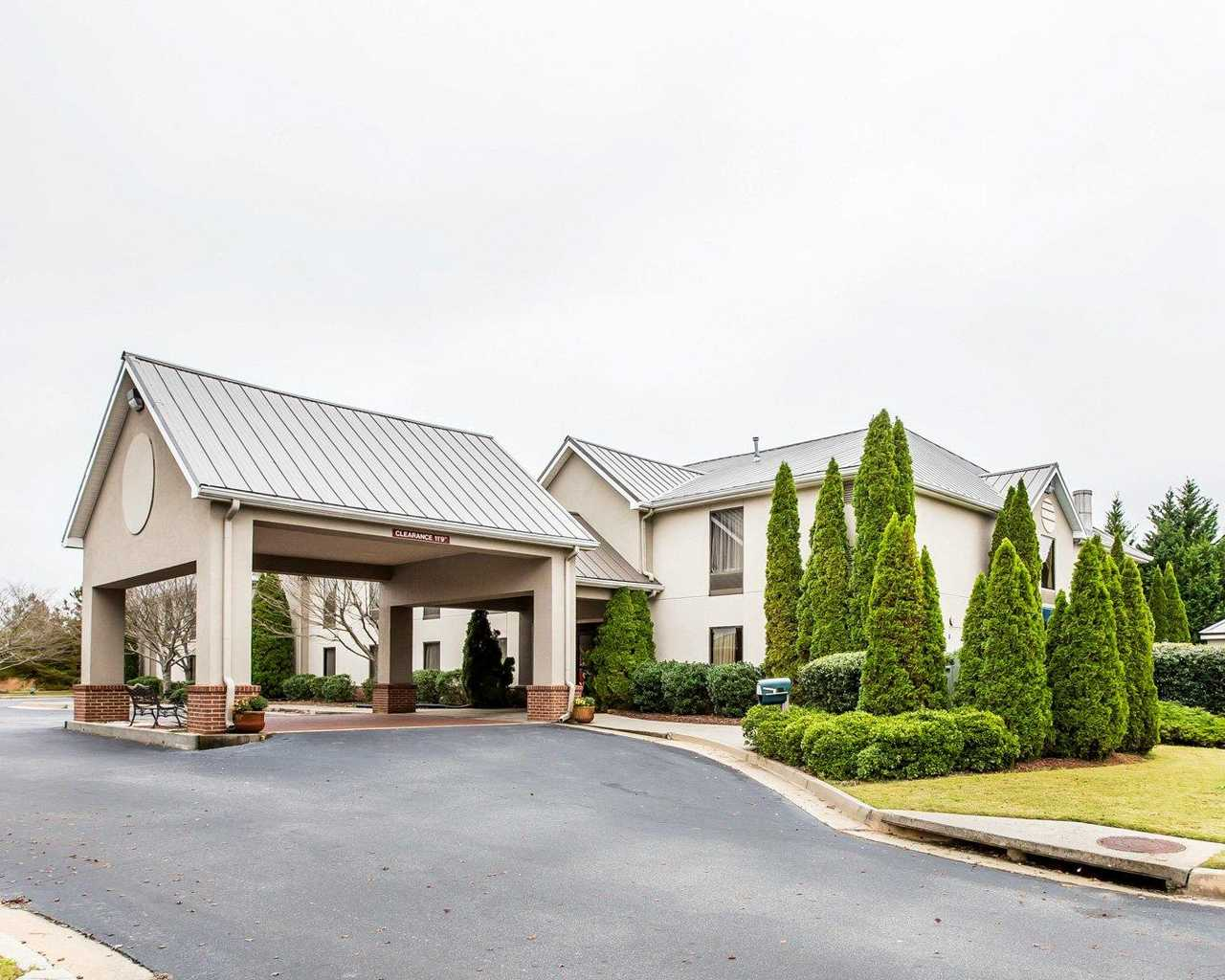 Quality Inn and Suites - Dawsonville