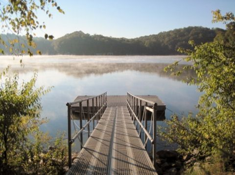 Toto Creek – Primitive Campsites - Dawsonville