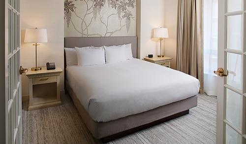 Hilton Suites– Sandy Springs