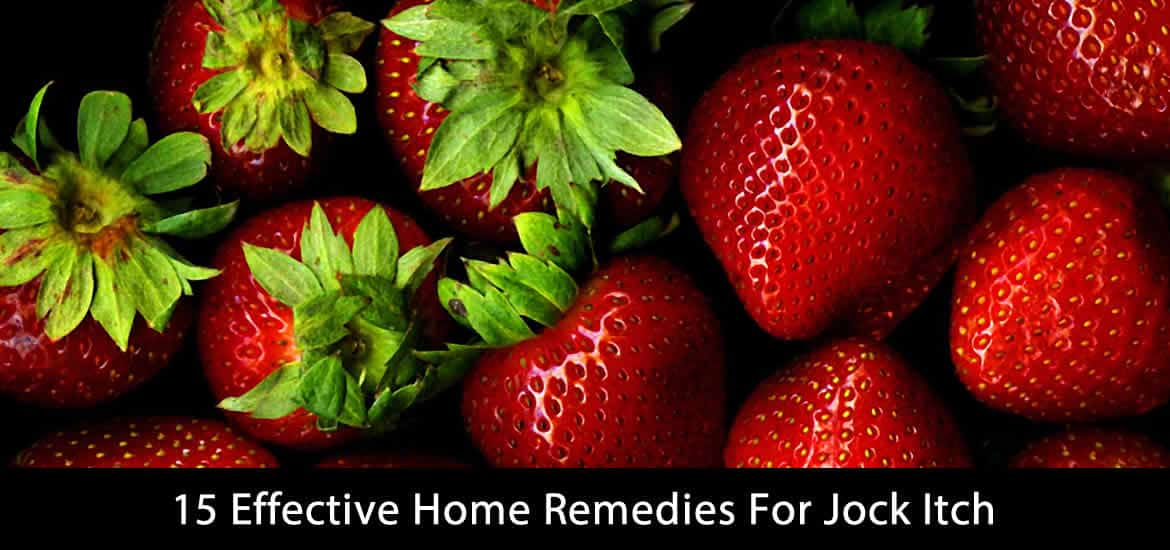 15 Effective Home Remedies For Jock Itch