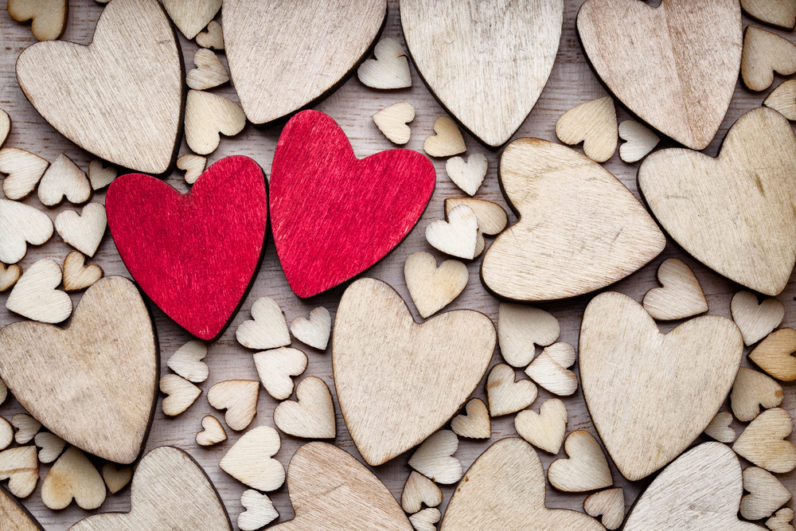 LOVE – It's More Than a Spark