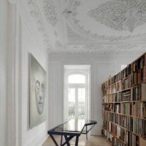 extensive-vintage-ceiling-molding