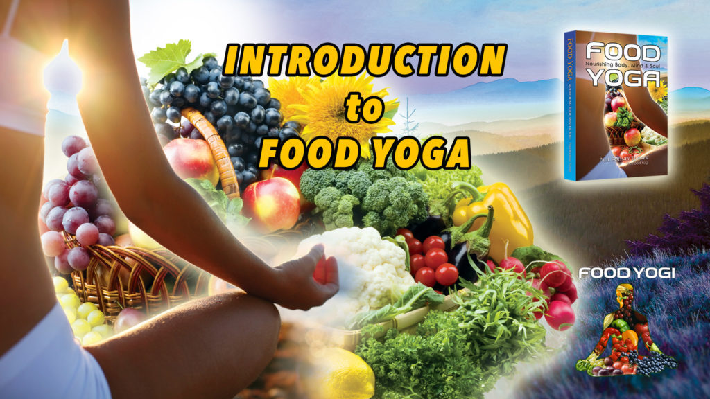 FOOD YOGA Book Introduction & Trailer