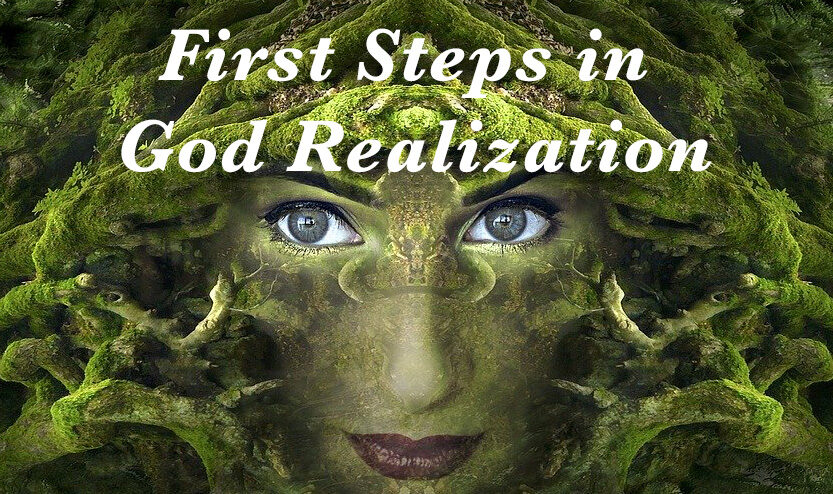 First Steps in God Realization