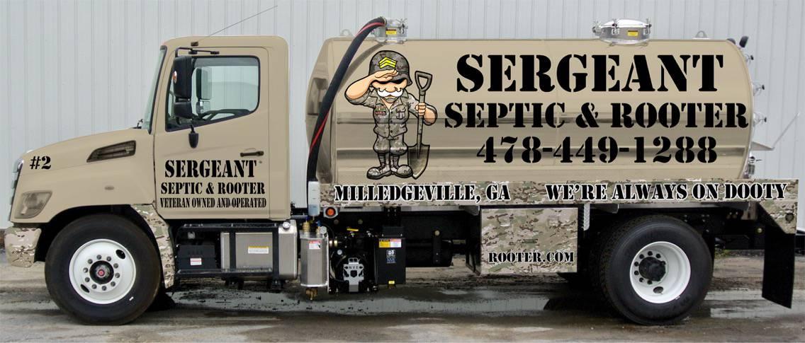 Septic Tank Pumping Warner Robins