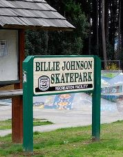 Billiejohnsonskatepark
