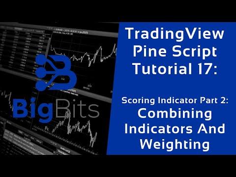TradingView Pine Script Tutorial 17 – Combining Indicators and Weighting