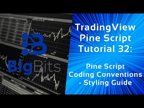 TradingView Pine Script Tutorial 32: Pine Script Coding Conventions – Styling Guide