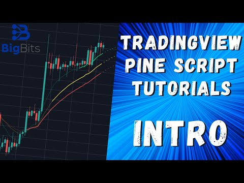 TradingView Pine Script Tutorials For Indicators and Strategies – Introduction