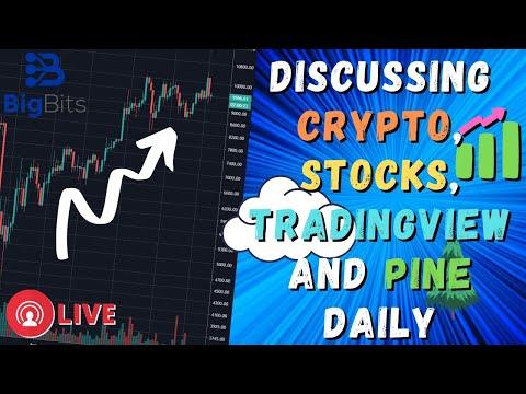Coinbase IPO, New Indicators,  Live Trading TA and more