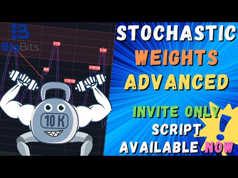 New Advanced Indicator on TradingView –  Stochastic Weights Advanced [BigBitsIO]
