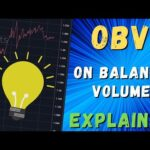 On Balance Volume Indicator Explained With TradingView – OBV Indicator Explained