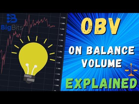 On Balance Volume Indicator Explained With TradingView – OBV Indicator Explained
