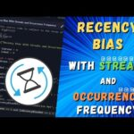 Recency Bias With Streaks and Occurrence Frequency