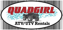 QuadGirl ATV Rentals en español Logo