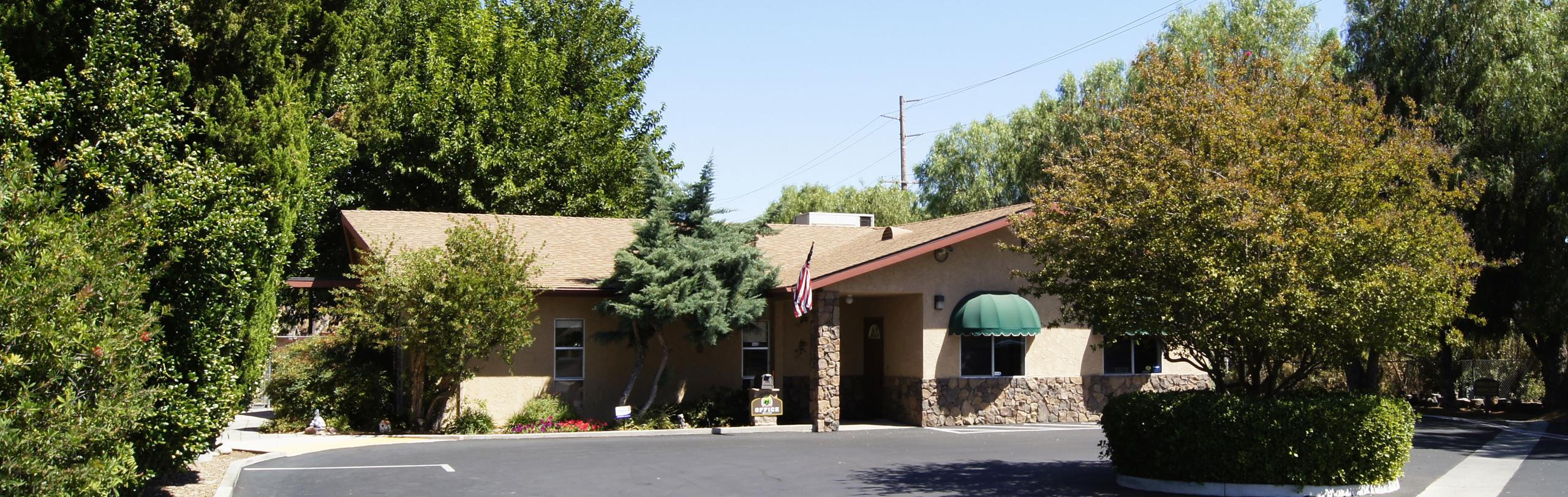 Office at Anne Sullivan Preschool and Kindergarten Wildomar