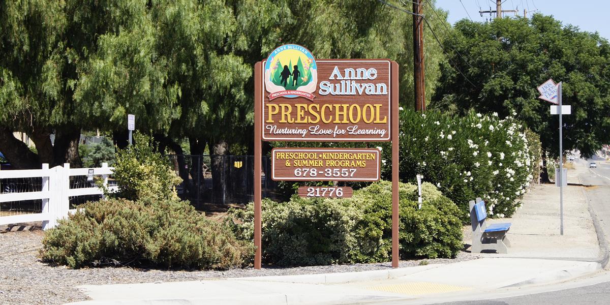 Why Choose Anne Sullivan Kindergarten