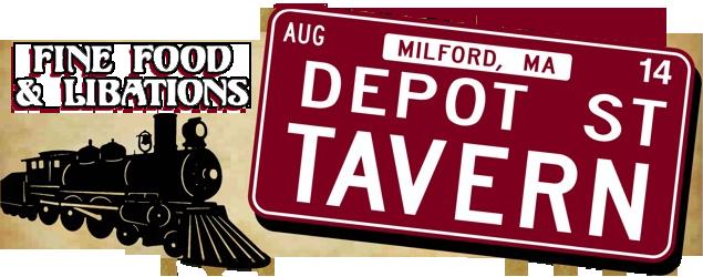 Depot Street Tavern Logo