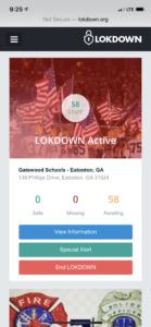 LokDown Active