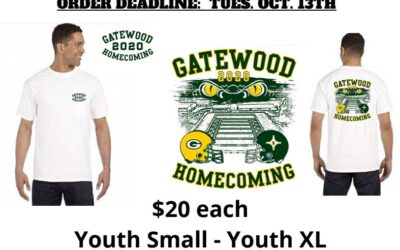 Homecoming 2020 Tees