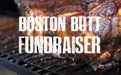 Boston Butt Fundraiser