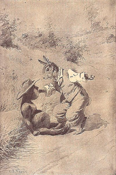 Br'er Rabbit & The Tar Baby