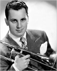 Buddy Morrow, in the 1940s
