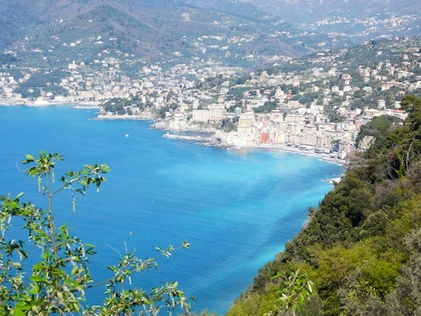 The Italian Riviera—what's not to love?