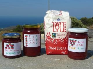 Tate&Lyle, Taste&Smile: Plum jam all year long.
