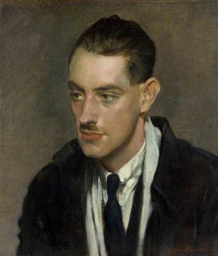 """""""Portrait of a Young Man,"""" by Glyn Warren Philpot."""
